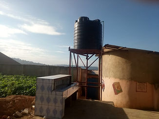 PoorPoor Wassersystem Ruanda