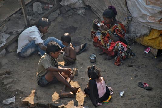 PoorPoor Organisation in Bombay