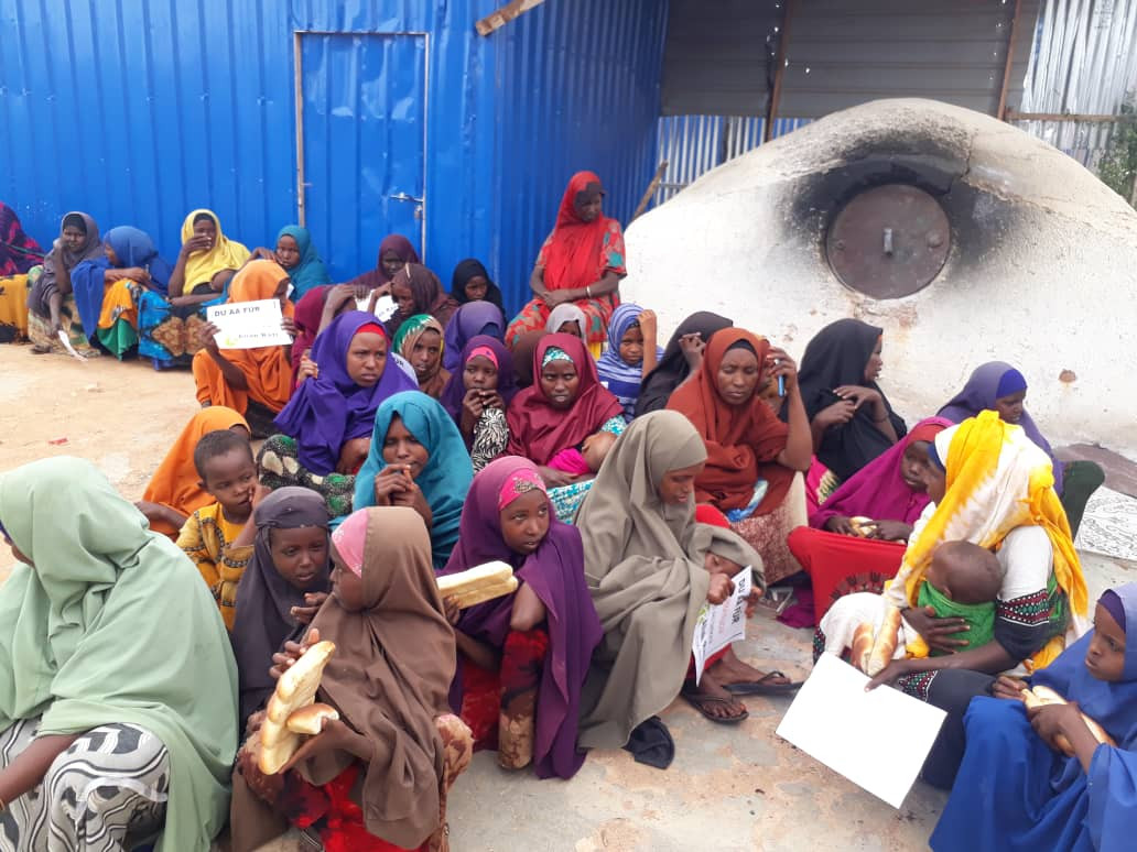 Brot für Somalia PoorPoor / Somalisches