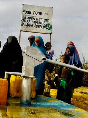 PoorPoor in Somalia