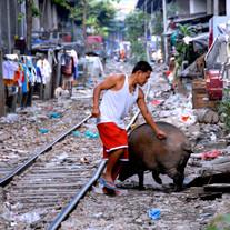 Bangkok Armenviertel