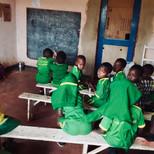 Schulwiedereröffnung Ruanda
