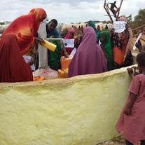 5 Brunnen für Somalia