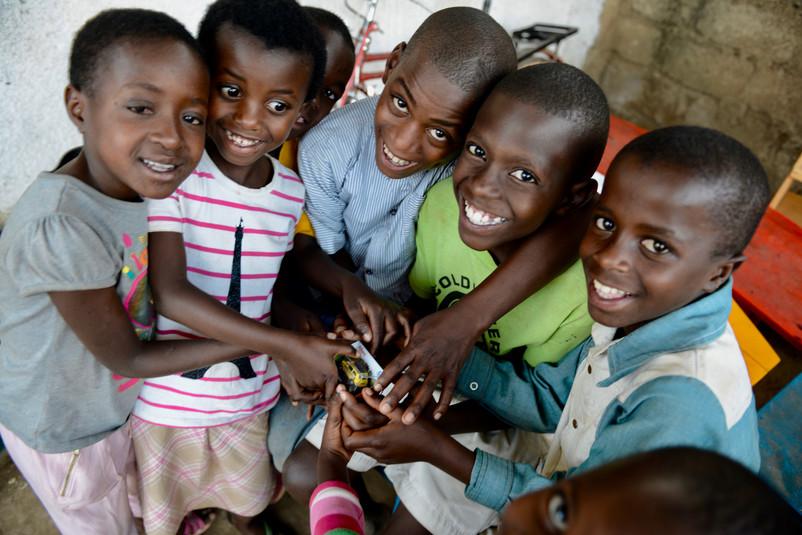 PoorPoor Organisation in Ruanda