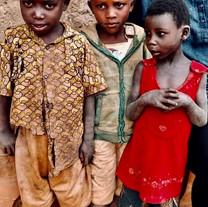 Armut  in Ost Ruanda