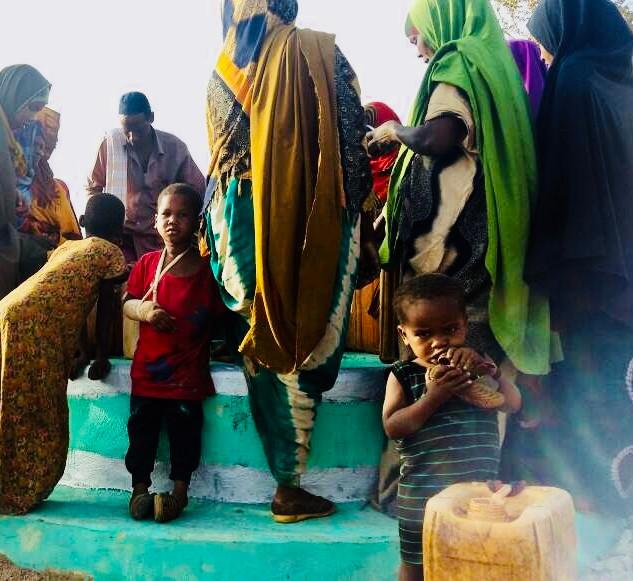 Brunnen Hope Baydahbo