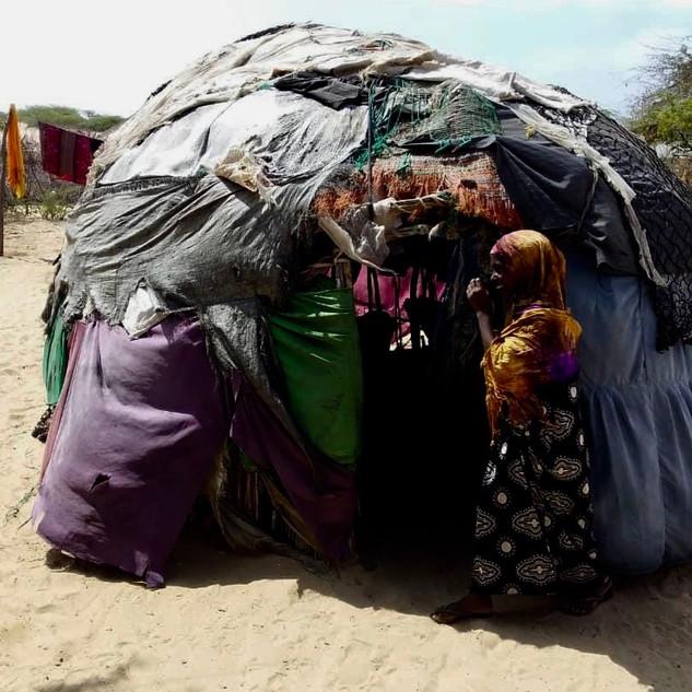 Somalia Refugeecamp