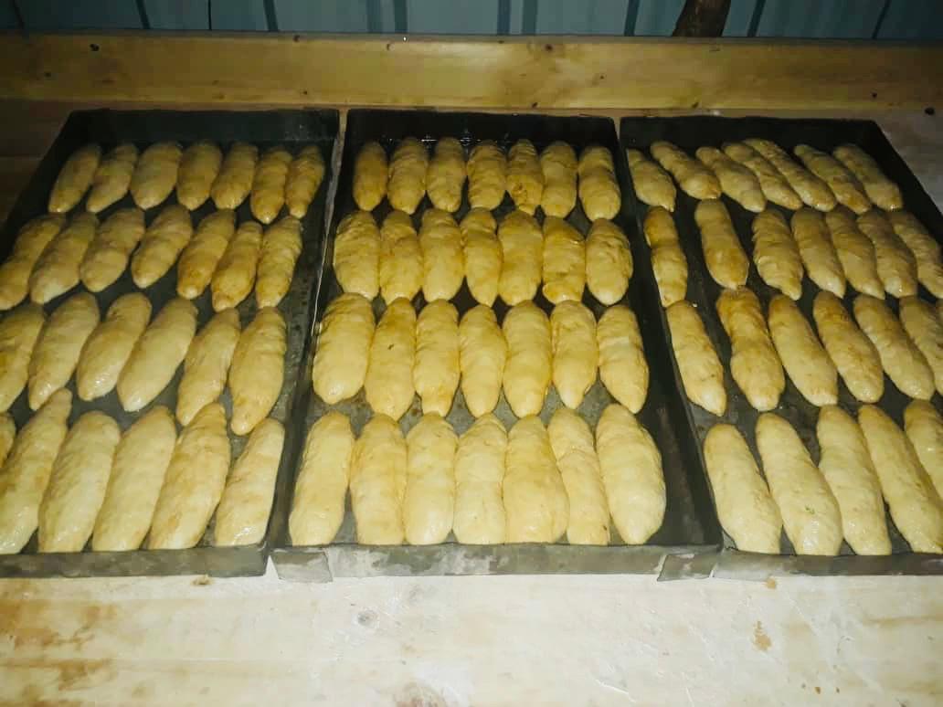 Brot für Somalia