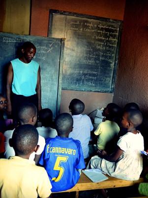 PoorPoor Mikroschule Ruanda