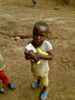 Christmas in Ruanda