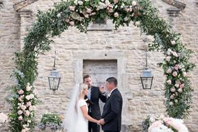 The Clubs at Houston Oaks Wedding, Texas