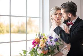 Jewel Tone Wedding at Venue 311 Texas