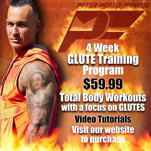 Glute Training Program