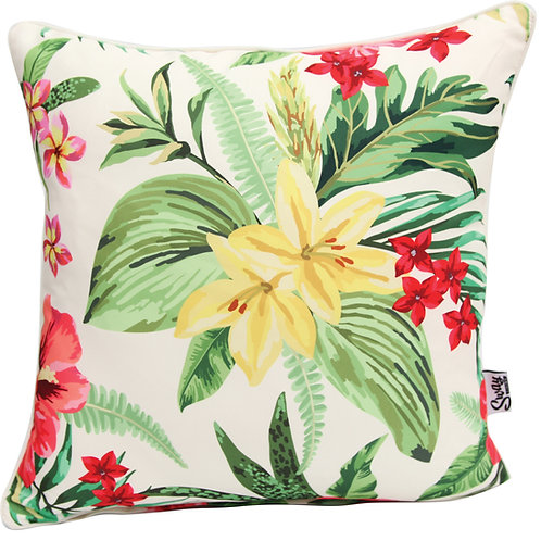 Floral Outdoor Cushion