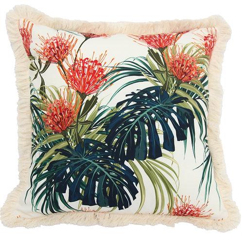 Native Floral Cushion