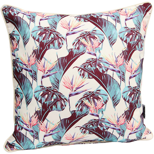 Bird of Paradise Outdoor cushion