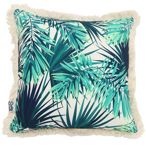 Tropical Boho Cushion