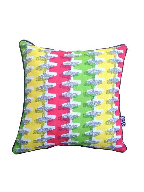 Retro Stripe Outdoor cushion