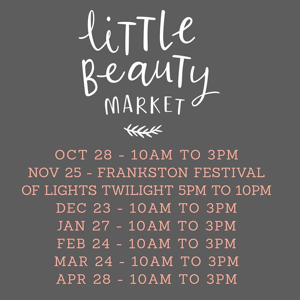 Sway Living at Little Beauty Market