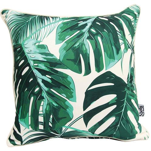 Monstera Outdoor Cushion