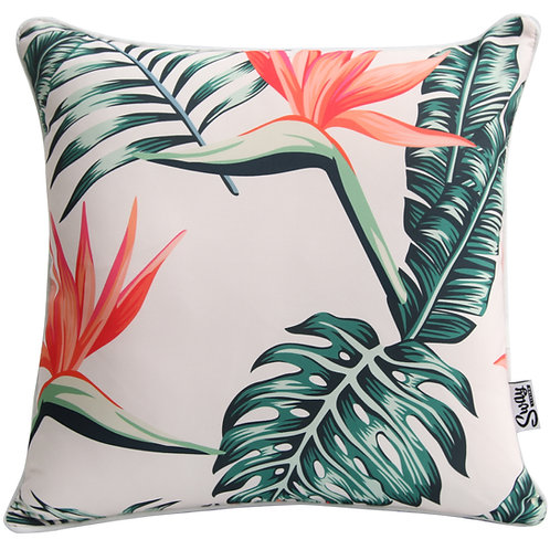 Bird of Paradise Cushion Cover