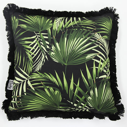 Wholesale Tropical Fringed Cushion