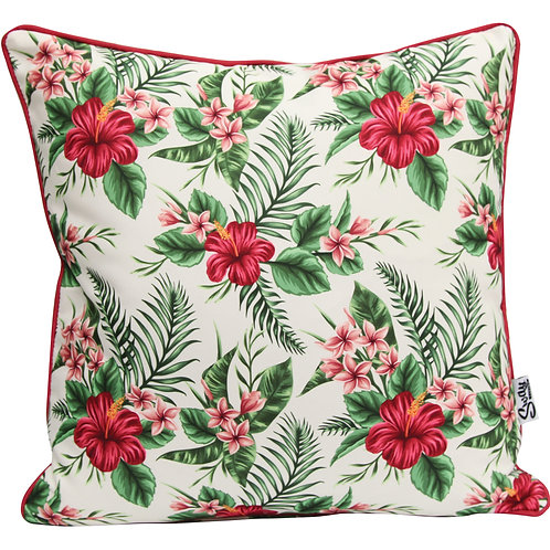 Paradise Floral outdoor cushion
