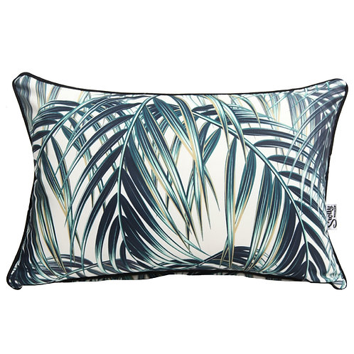 retro tropical scatter cushion