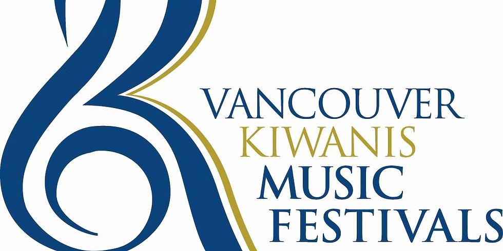 Vancouver Kiwanis Music Festival - Adjudicating