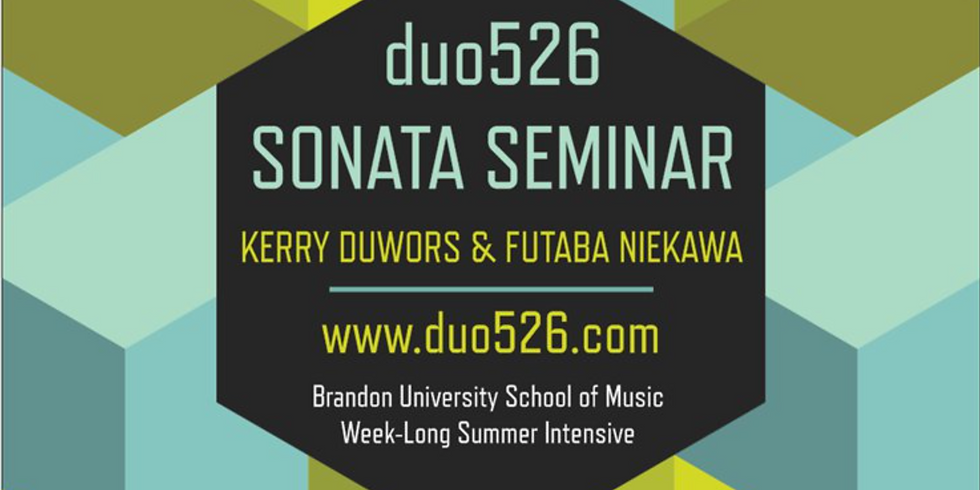 duo526 Sonata Seminar