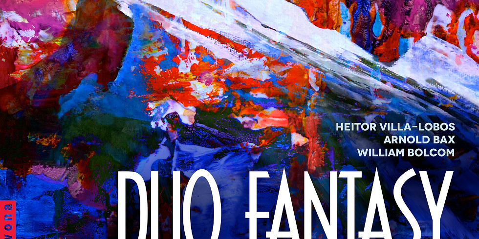 DUO FANTASY CD Release Party
