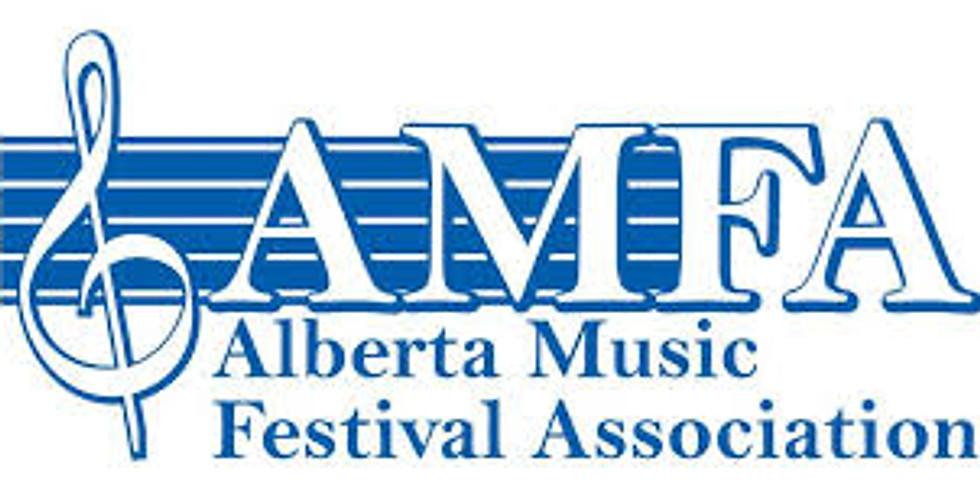 Alberta Provincial Music Festival - Adjudicating