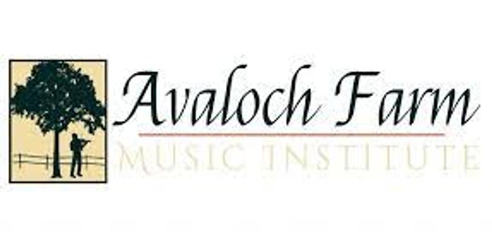 Avaloch Farm Music Institute Residency