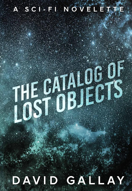 Catalog of Lost Objects Cover