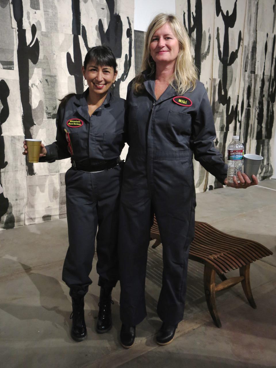 Sydney Cooper & Kristin Bortles