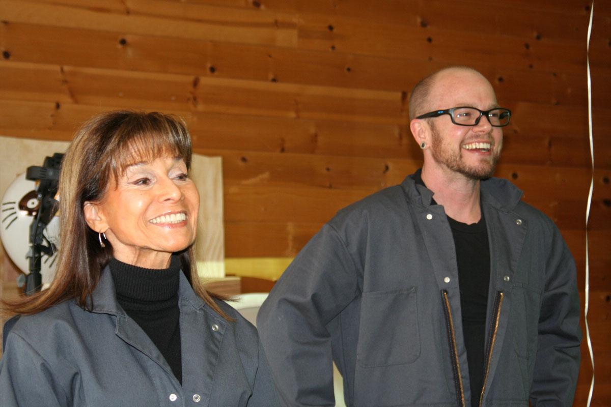 Shirley and Ethan