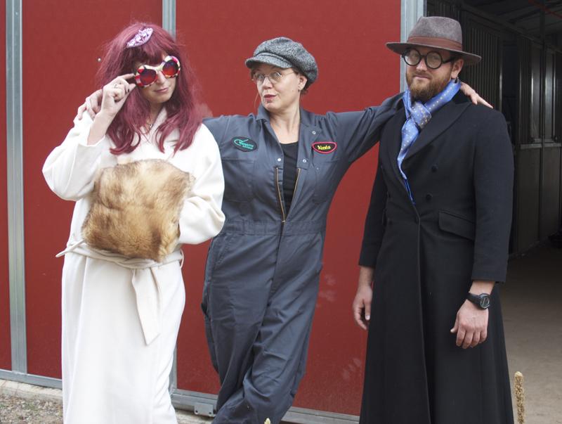 Tori, Alexis, Brian