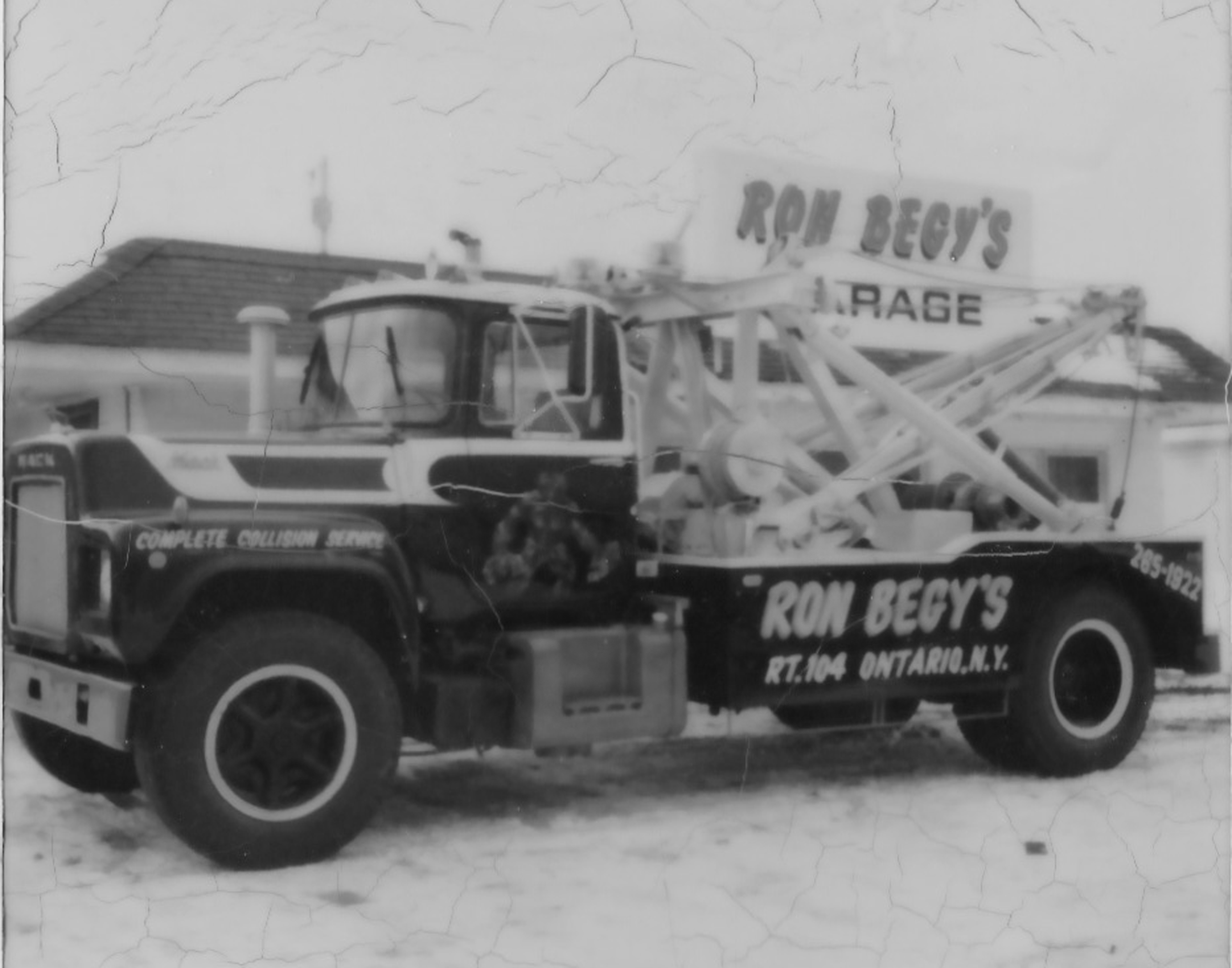 Ron Begy's Truck
