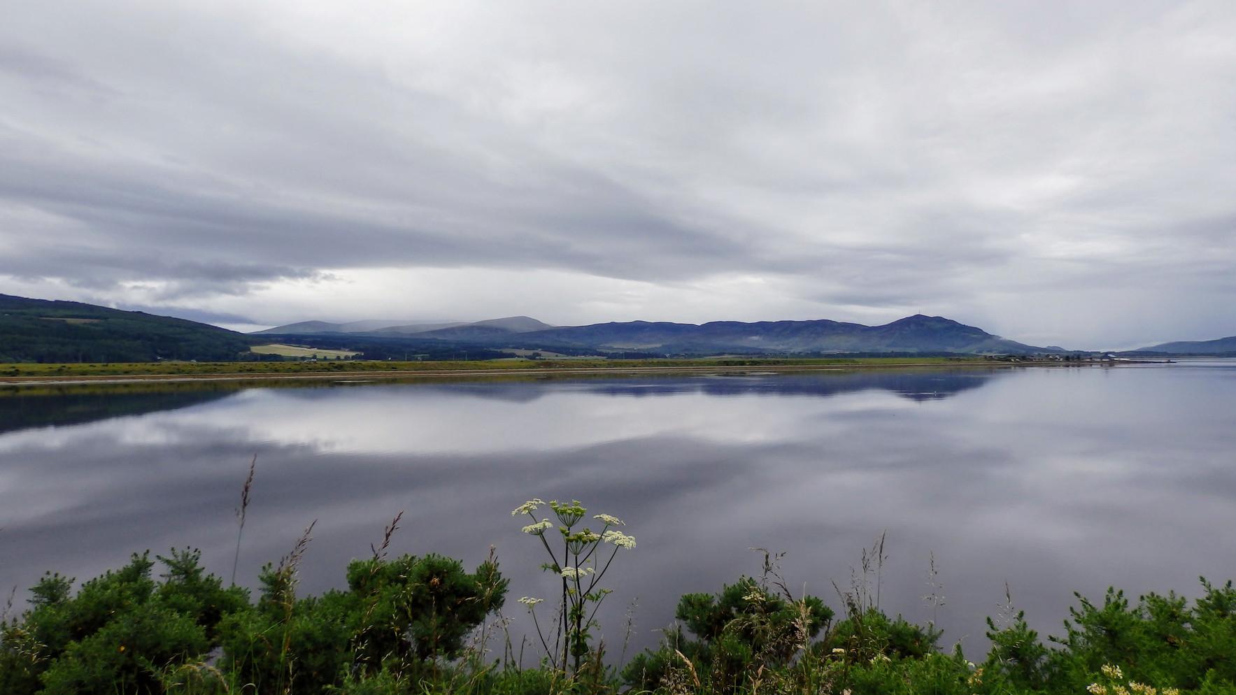 Dornoch Firth, Scotland