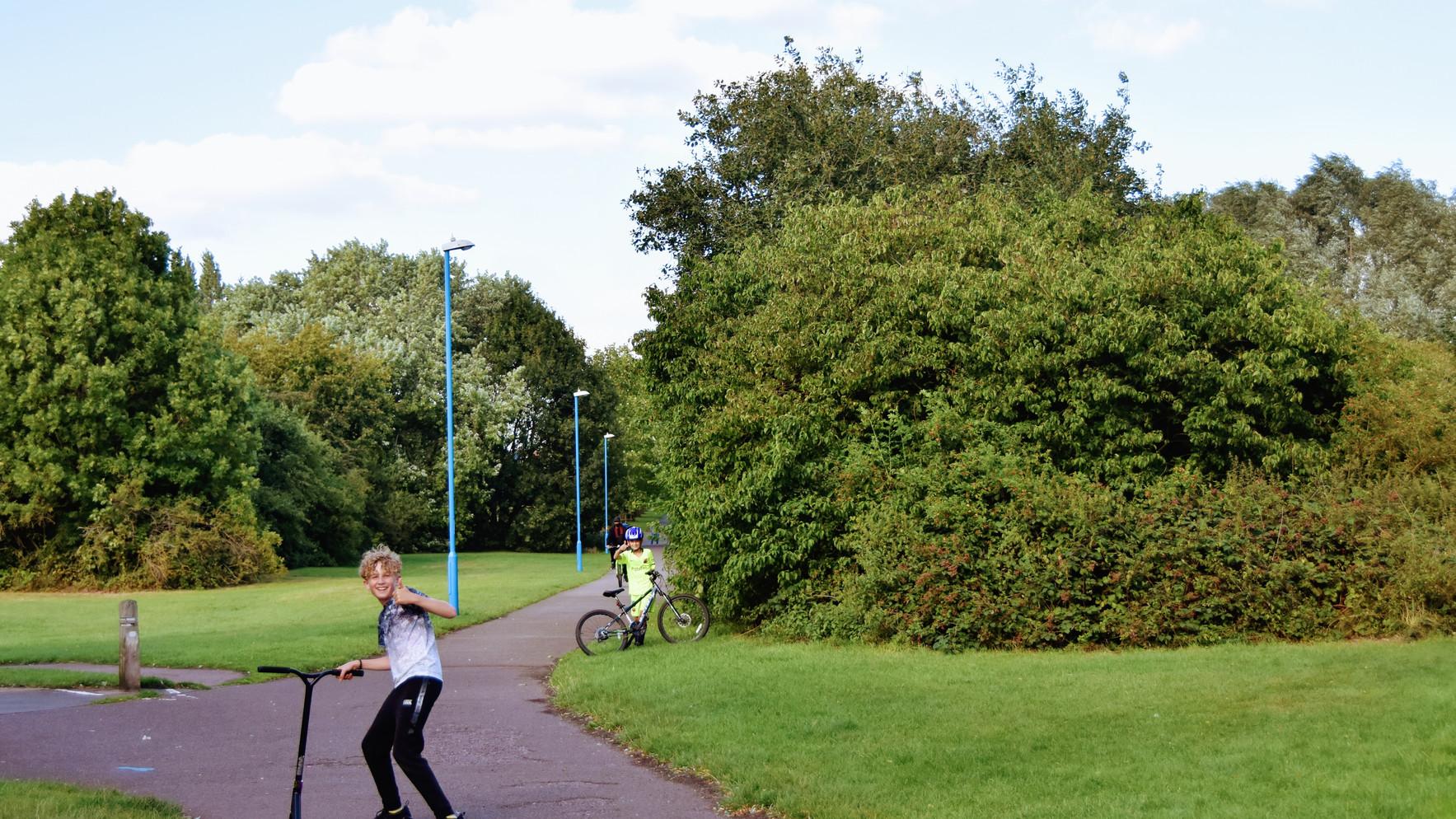 Longford Park, Coventry