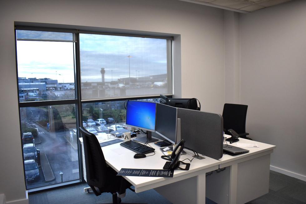 Radisson Blu MCR Airport HR Offices, Manchester