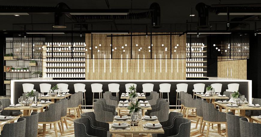 Hilton Airport Hotel Restaurant and Bar, Dublin