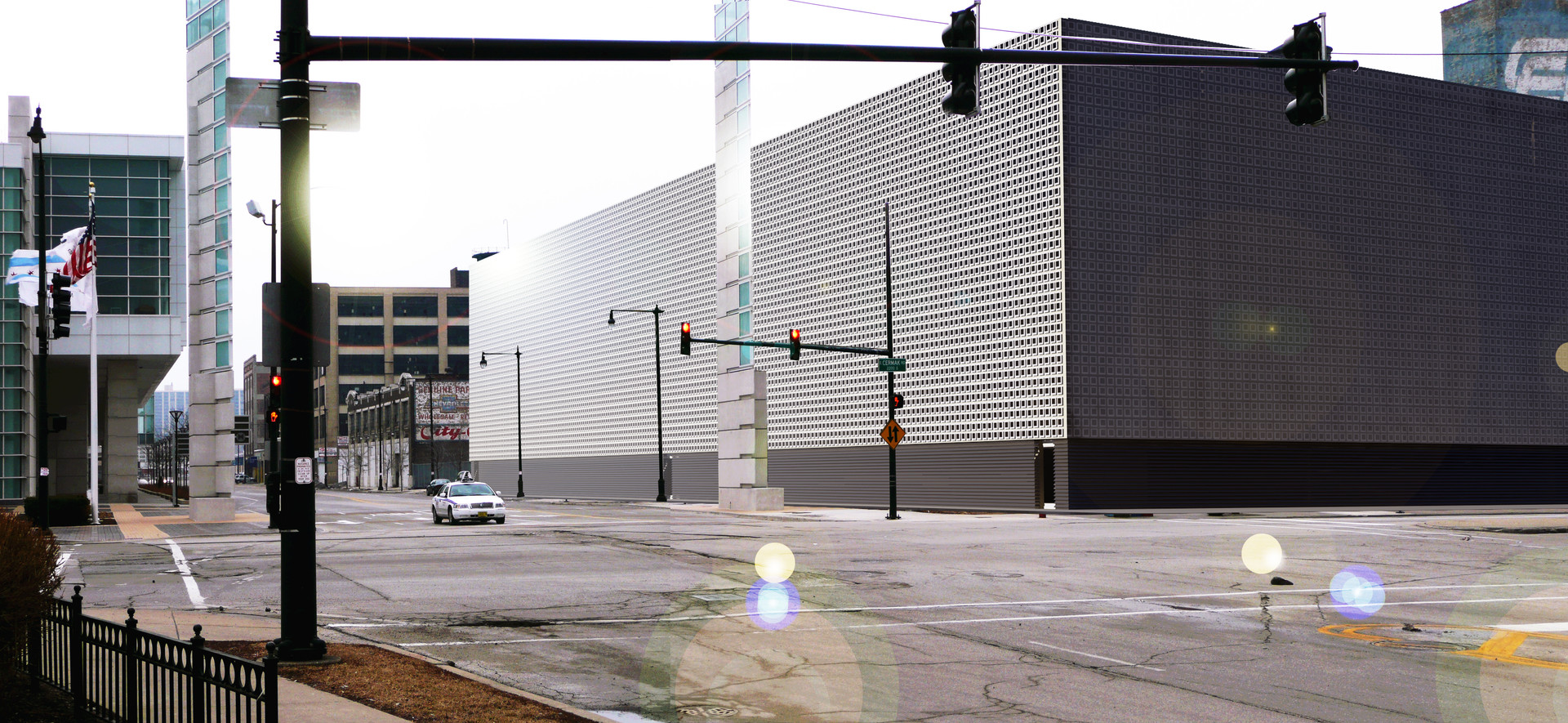 South Indiana Avenue Data Centre, Chicago