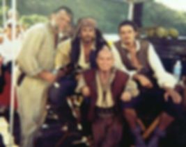 martin klebba, the pirates of Caribbean,