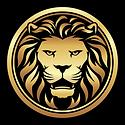 Gold Lion Agency Logo EMBLEM V7 FINAL CM