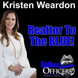 realtor to the blue, the fallen officers, robert l zore foundation.png