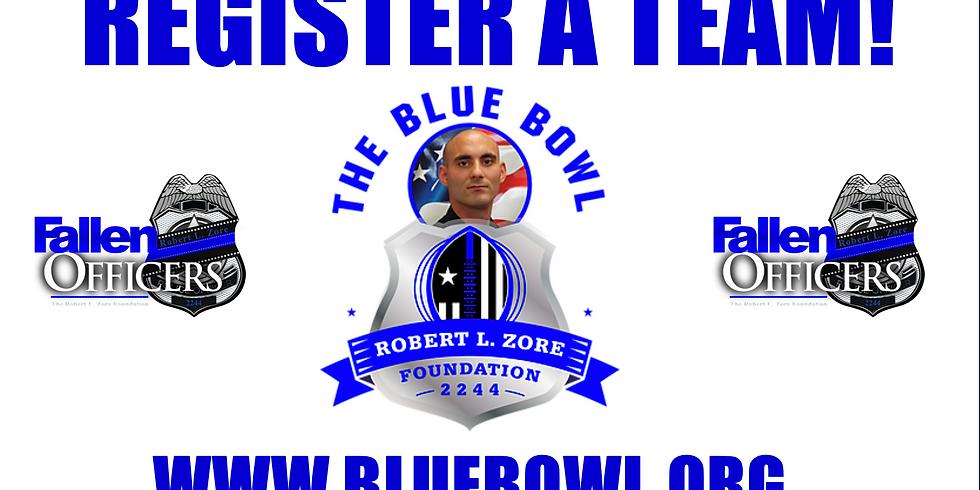2nd Annual Adam Jobbers-Miller Blue Bowl Co-Ed Flag Football Tournament!