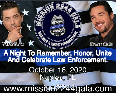 mission 2244 gala, the fallen officers m