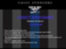 CHIEF SPONSORSHIP MISSION 2244 GALA FALL