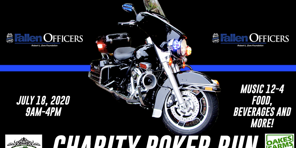 Riding For The Blue July 18, 2020